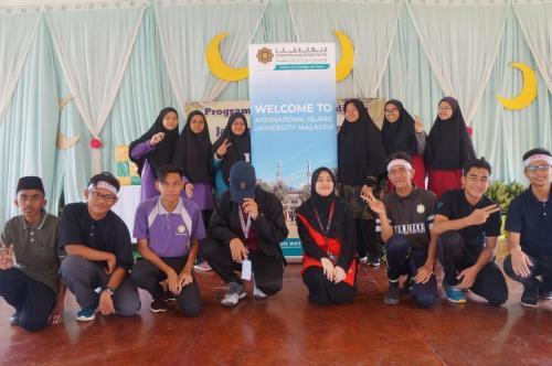 FRIENDS : SMA Al-Hassanah, Keratong